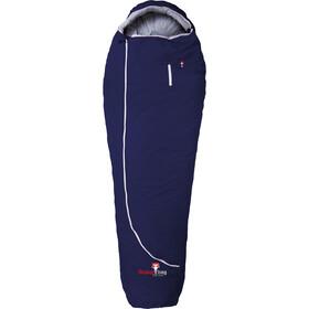 Grüezi-Bag Biopod Wool Zero Śpiwór niebieski